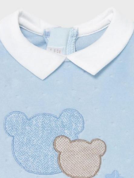 Pijama bebé niño invierno [2]