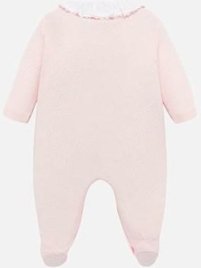 Pijama bebé algodón manga larga [1]