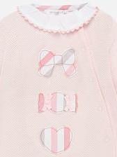 Pijama bebé algodón manga larga [2]