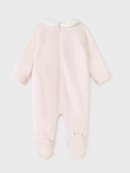 Pijama tundosado recién nacida