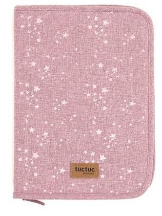 Portadocumentos natural baby rosa [0]