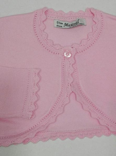 Rebeca básica bebé niña rosa Mayoral 306 [1]