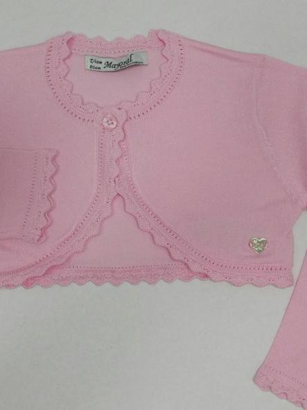 Rebeca básica bebé niña rosa Mayoral 306 [0]