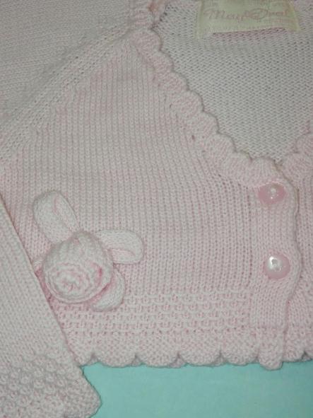Rebeca bebé niña flores rosa Mayoral  [1]