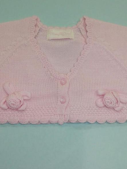 Rebeca bebé niña flores rosa Mayoral  [0]