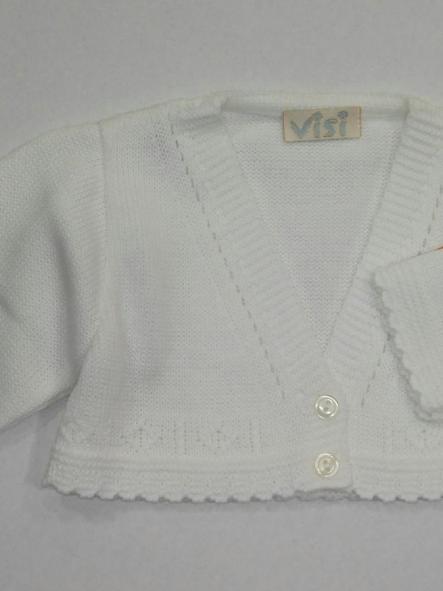 Rebeca tricot básica bebé niño beig Visi 662 [1]