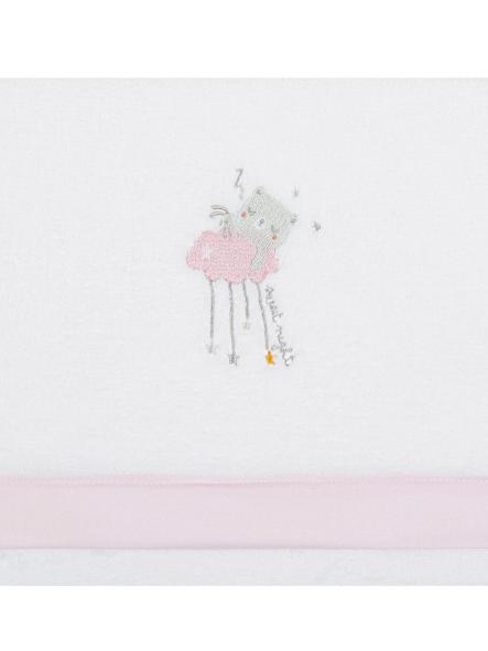 Sabanas bebé microlina dulces sueños nube