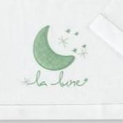 Sábanas algodón La lune bebé [2]
