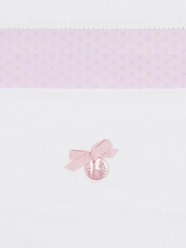 Sábanas algodón Venecia rosa [1]