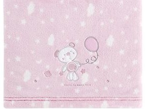 Sabanas microlina invierno  Bear globo rosa [0]