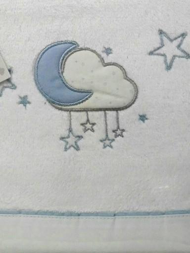 Sabanas microlina invierno A dormir azul [2]