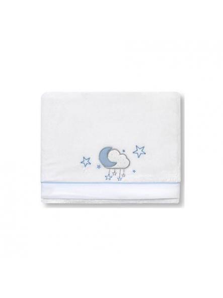 Sabanas microlina invierno A dormir azul [1]