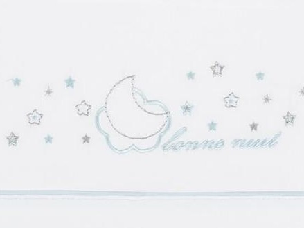 Sábanas algodón Nuit azul Bimbichic  [2]