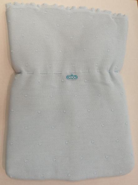 Saco bebé capazo tricot bodoques [1]