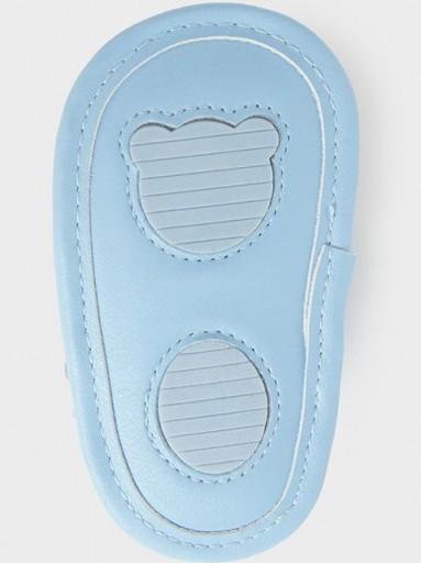Sandalia polipiel recién nacido tiras [3]