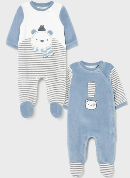 Set pijamas bebé niño