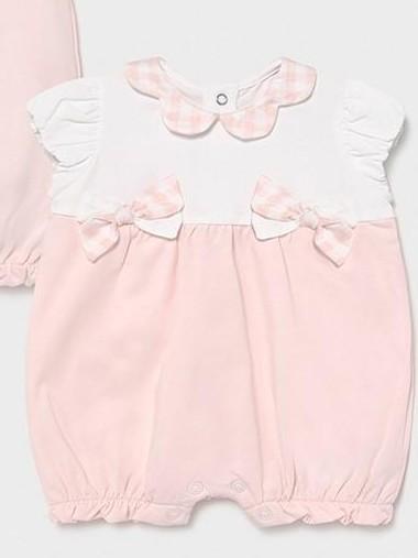 Set pijamas cortos bebé niña [3]