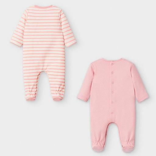 Set dos pijamas bebé niña [1]