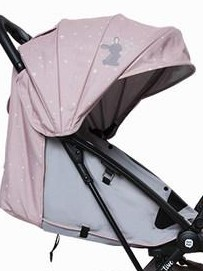Silla Tive Little Fores Rosa [3]