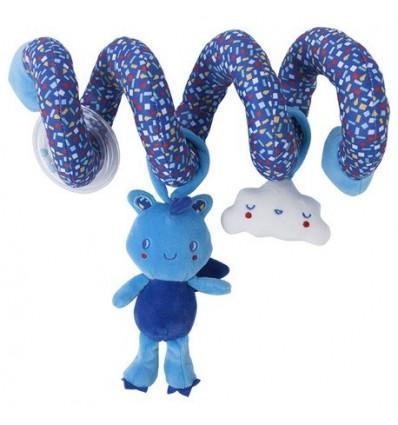 Sonajero espiral Tuc Tuc Enjoy Azul