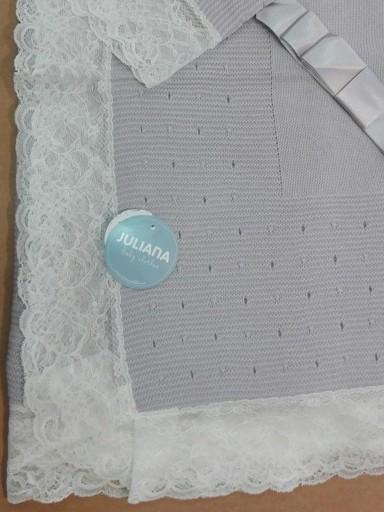 Toquilla invierno puntilla valencie gris perla [2]