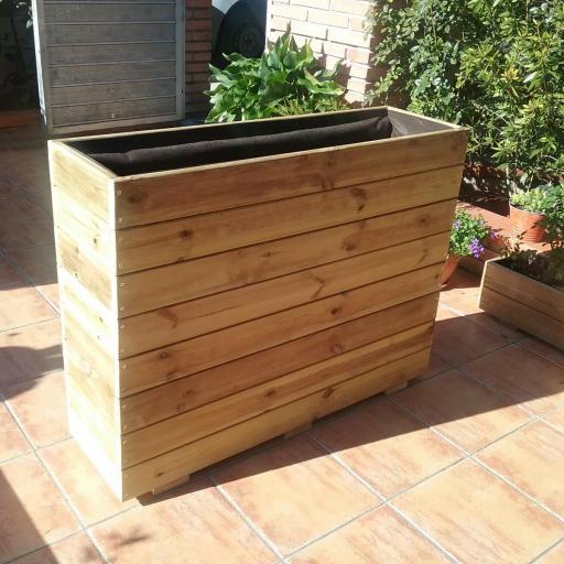 Jardinera 100x35x80