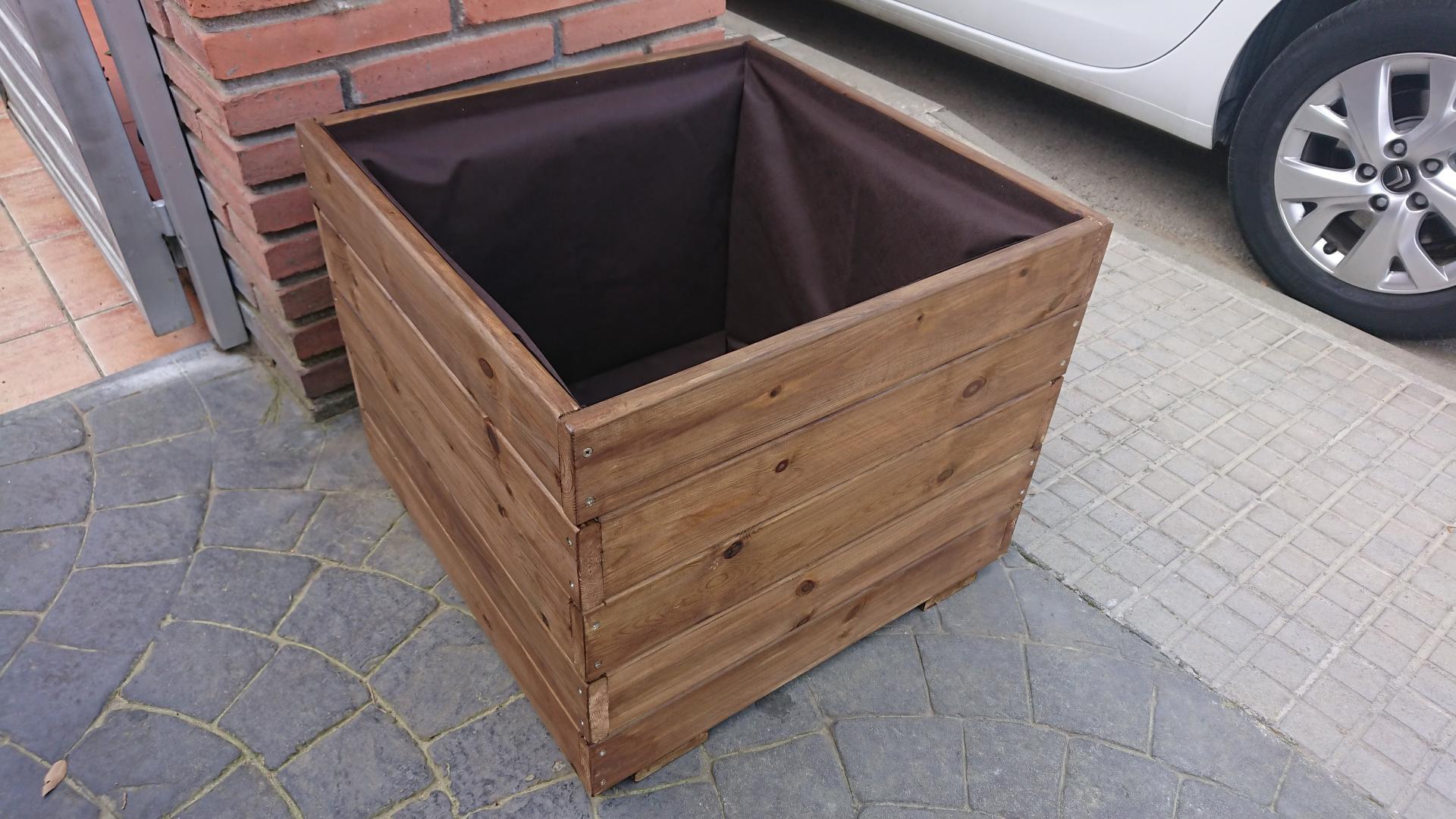 Jardinera 60x60x50