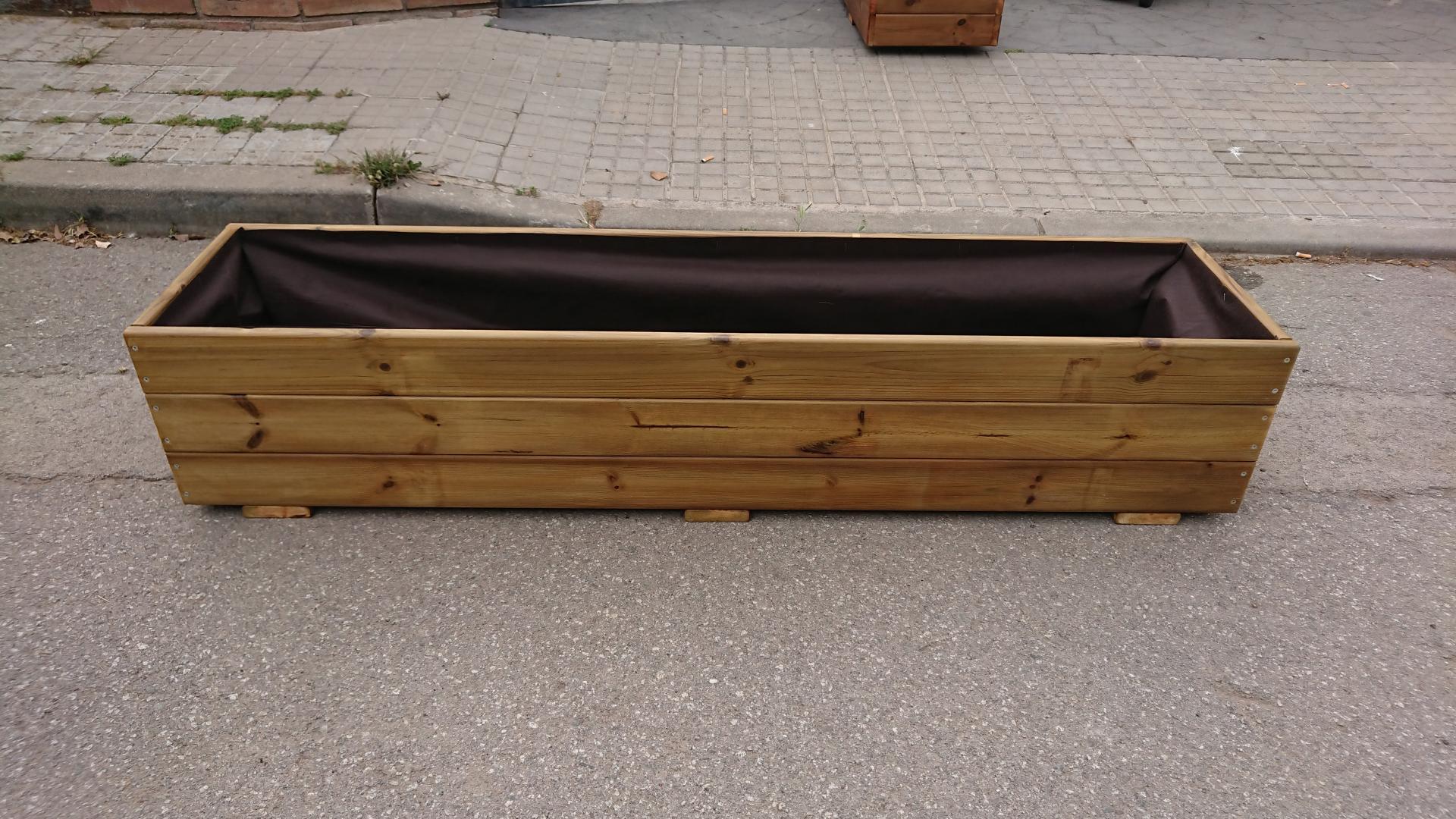 Jardinera 150x35x30