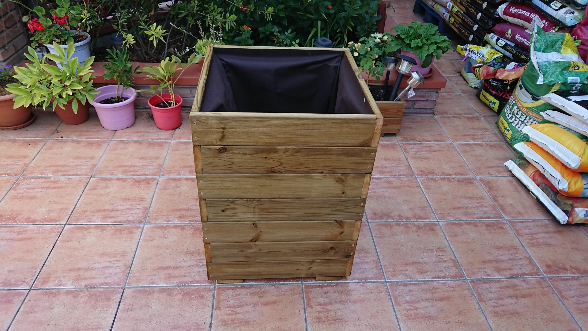 Jardinera 50x50x70