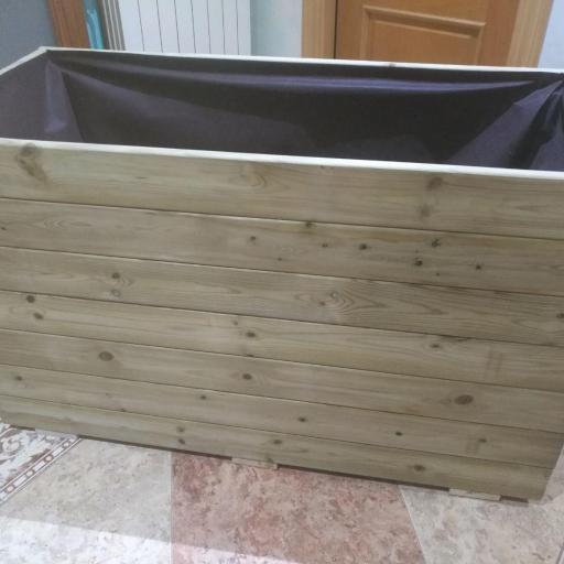 Jardinera 110x50x70