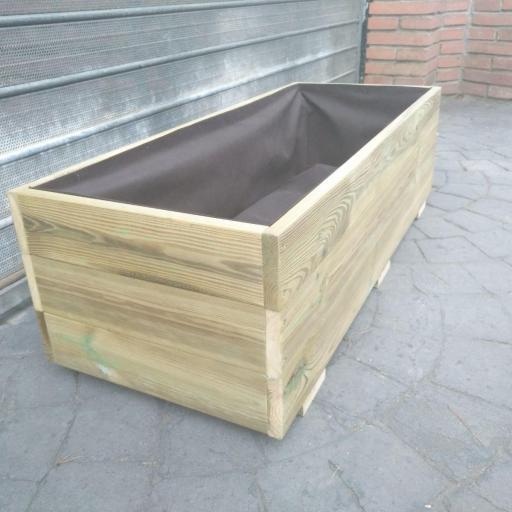 Jardinera 100x40x30
