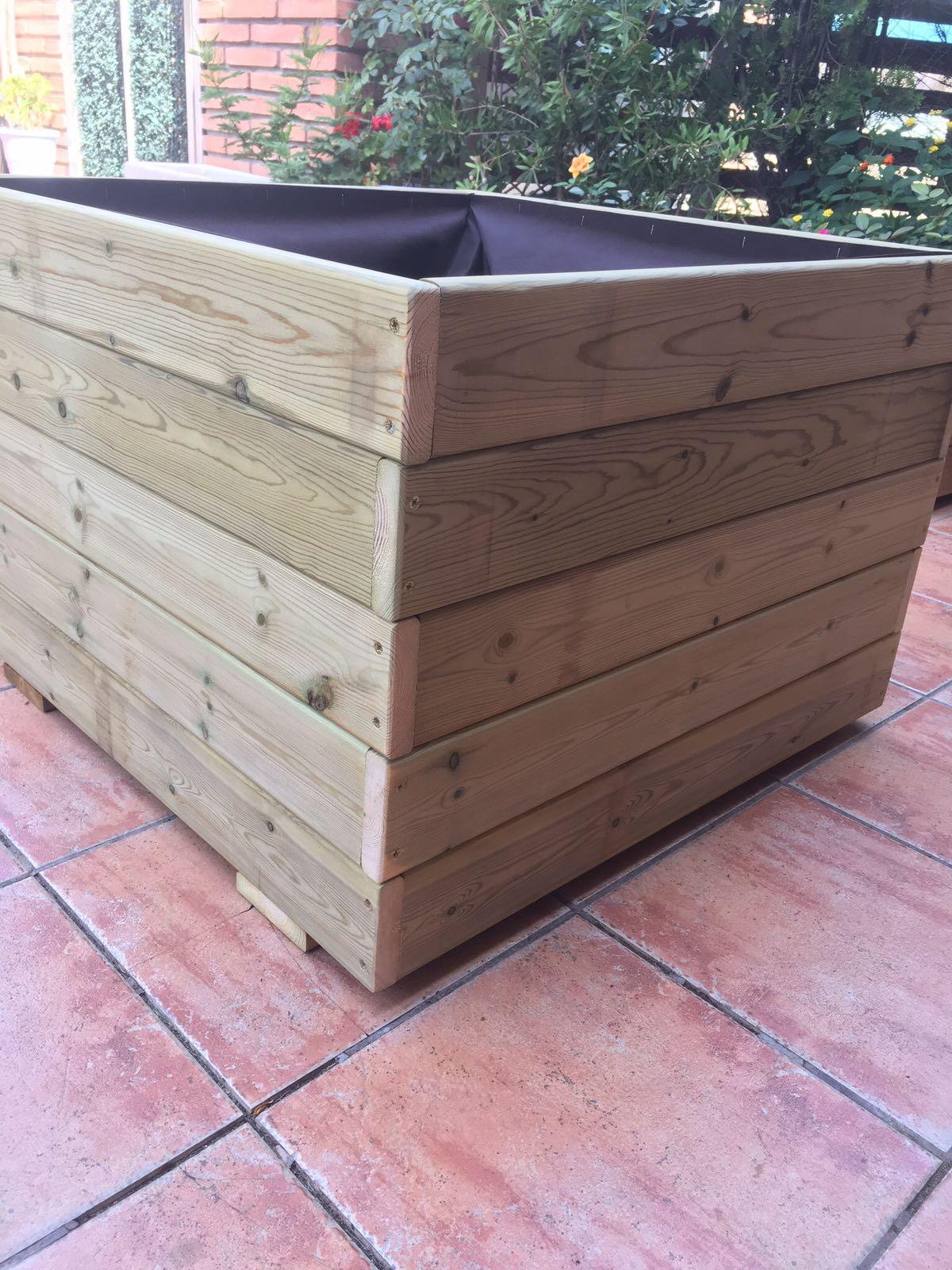 Jardinera 70x70x50