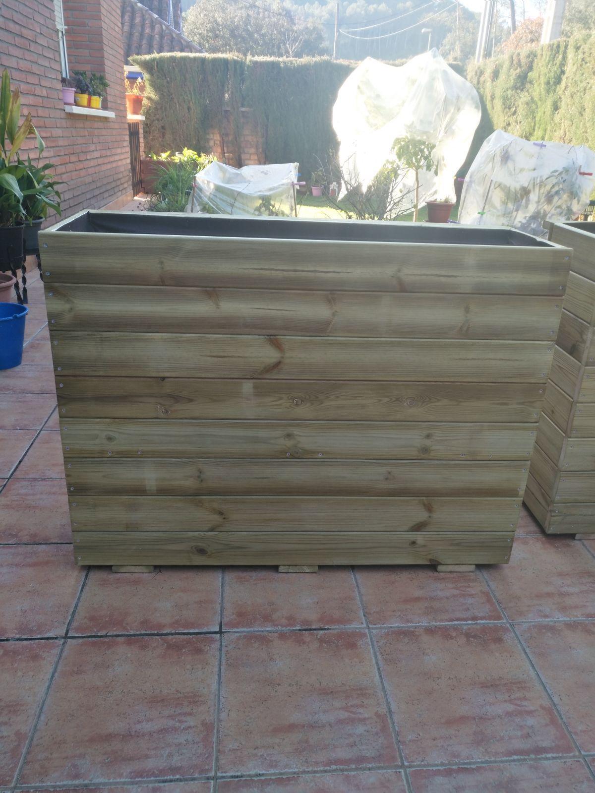 Jardinera 120x30x80