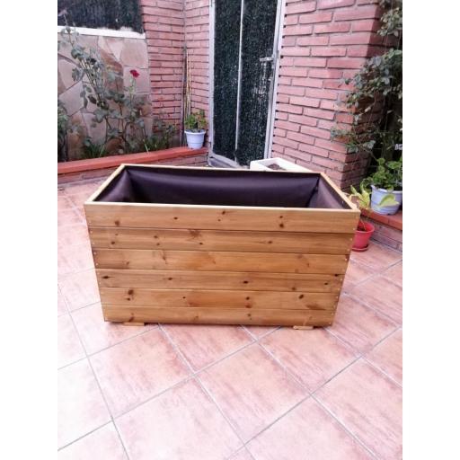 Jardinera 100x50x60