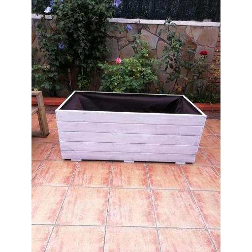 Jardinera 120x60x50