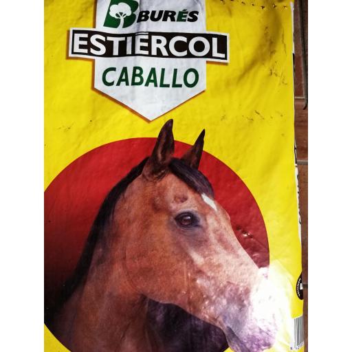 Estiércol de caballo 5L