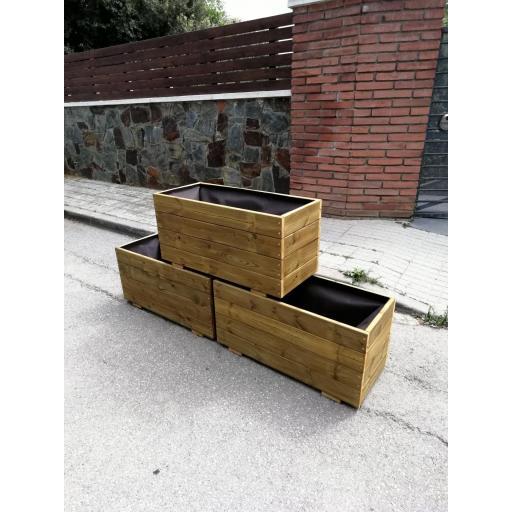 Pack 3 Jardineras 80x35x40 [1]