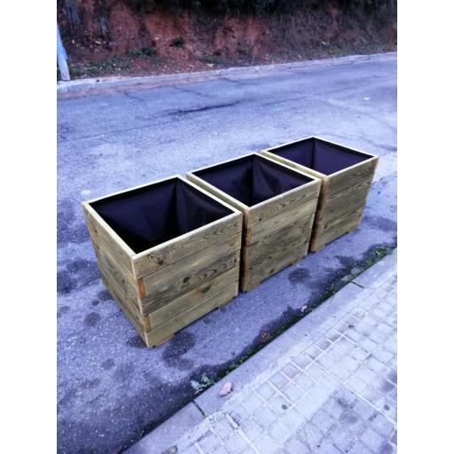Pack 3 Jardineras 50x50x50 [1]