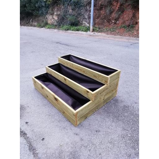Jardinera Escalonada 100x75x40 [2]