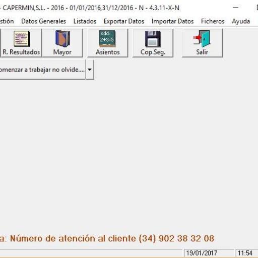 Aplicación Contable (OFERTA LIMITADA)  Facturación Gestión de almacén [2]