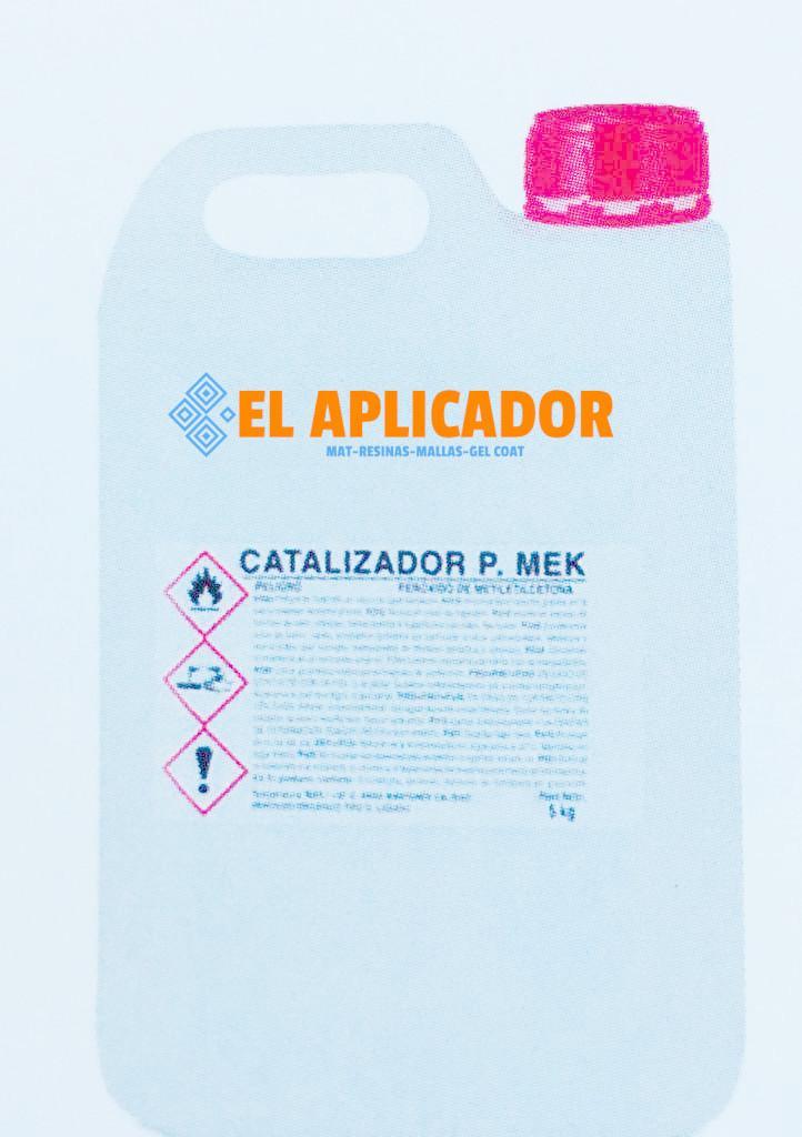 ▷ Catalizador de Peróxido de MEK 5 kg