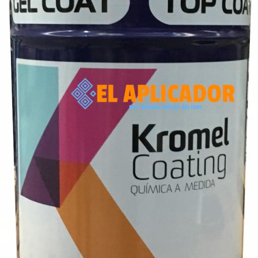 ▷ Gel Coat ISO/NPG Blanco 5 Kg. + Catalizador