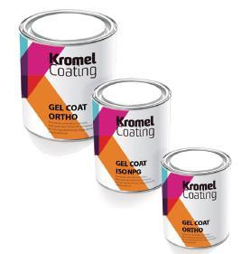 Gel Coat Kromel