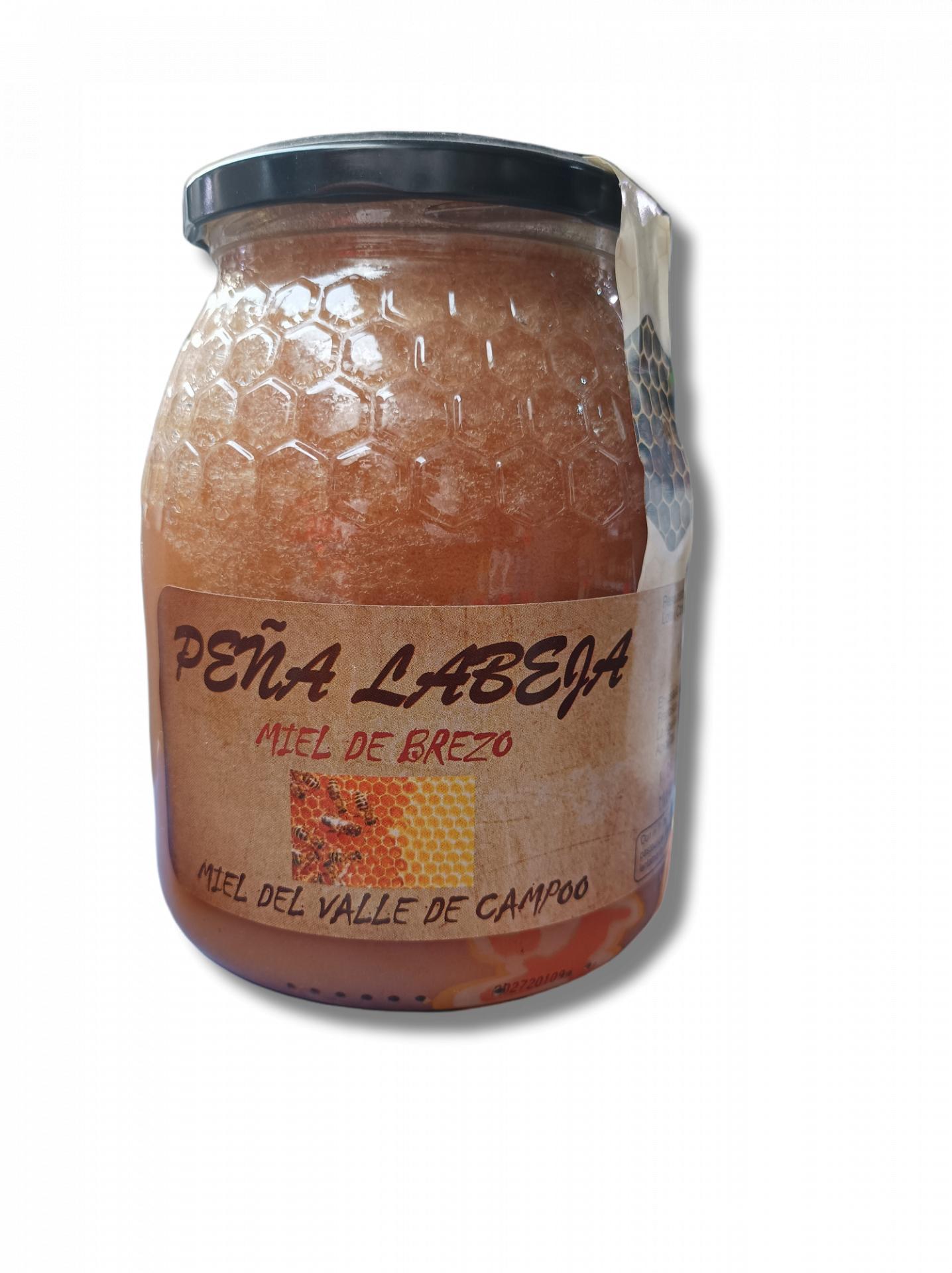 Miel de Campoo-Los valles BREZO. 1 kg