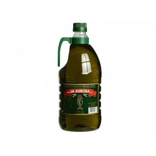 Aceite de Oliva Virgen Extra LA AURORA. 2 litros.