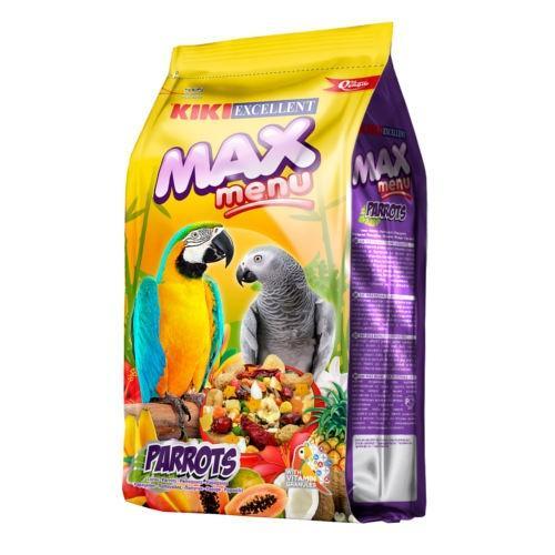 KIki Excellence Maxmenú LOROS 1 Kg.