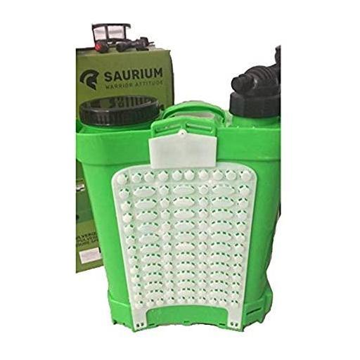 Pulverizador Eléctrico 16L. Con bateria 12v 8 Amp. SAURIUM® [1]