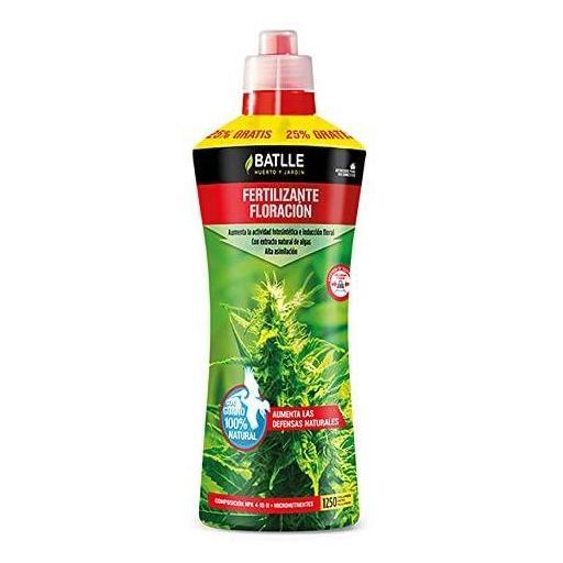 Fertilizante Ecoyerba FLORACIÓN 1250ml - Batlle