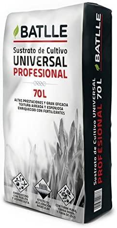 Sustrato Universal Profesional 70l. - Batlle