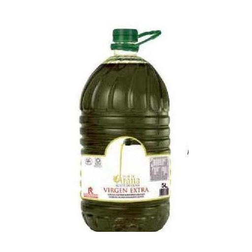 Aceite de Oliva Virgen Extra FLOR DE ARANA  5 litros.